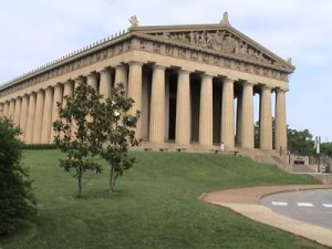 The Parthenon at Centennial Park