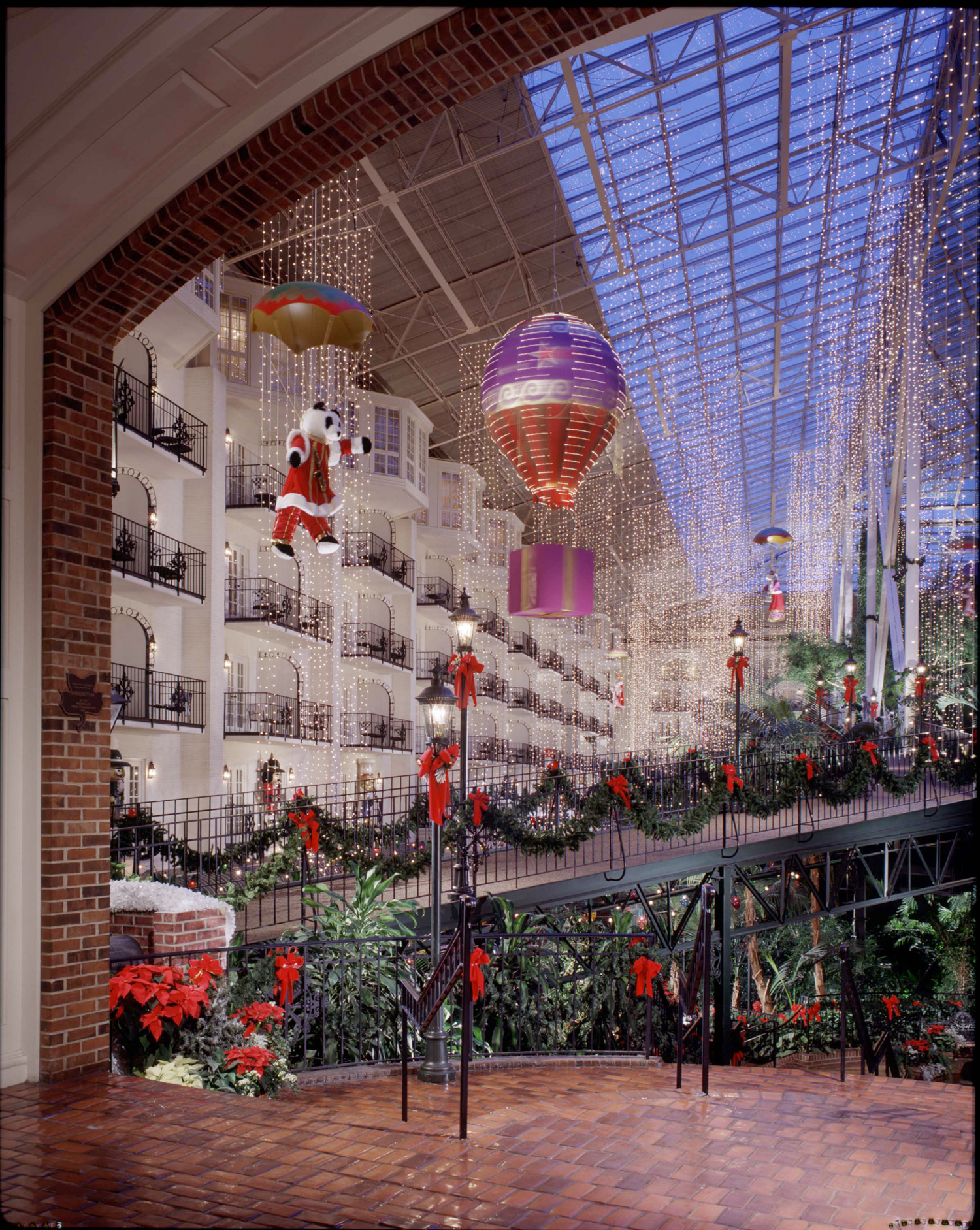 opryland christmas package