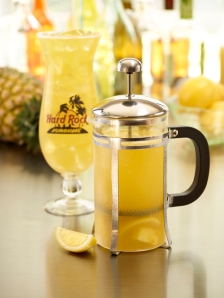 HRC Tropical Pineapple Press