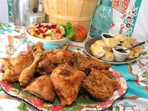 LovelessFried chicken